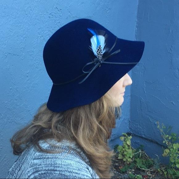 c095701eb4c4c Goorin Bros. Accessories - Wide Brim Wool Hat